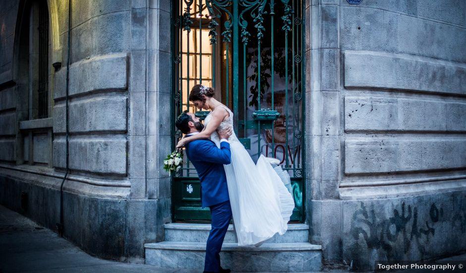 El matrimonio de Eduardo y Claudia en Santiago, Santiago