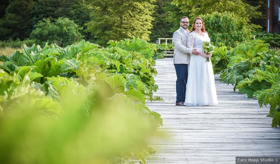 El matrimonio de Anibal y Michelle en Puerto Varas, Llanquihue