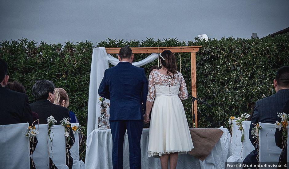 El matrimonio de David y Fabiola en Copiapó, Copiapó