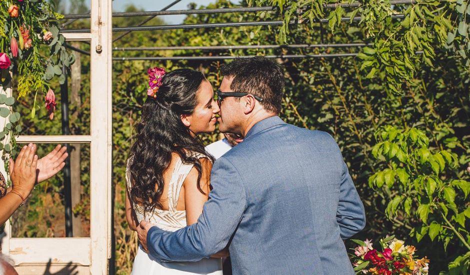 El matrimonio de Rodrigo  y Nicole en Curicó, Curicó