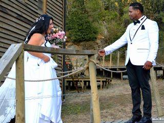 El matrimonio de Susana y Abel 1
