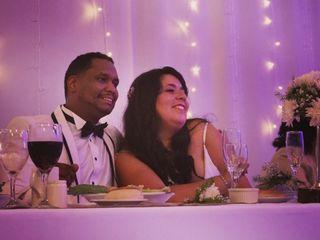 El matrimonio de Susana y Abel