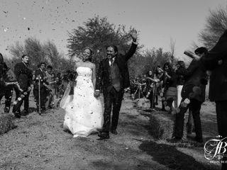 El matrimonio de Maricela  y Carlos