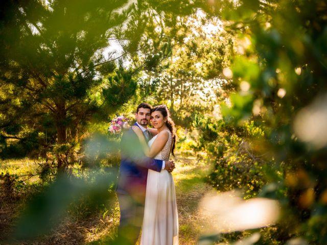 El matrimonio de Valeska y Gustavo