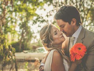 El matrimonio de Fran y Javi