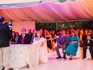 El matrimonio de Pamela y Juan Carlos 1