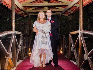 El matrimonio de Pamela y Juan Carlos