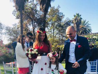 El matrimonio de Paloma y Humberto 2