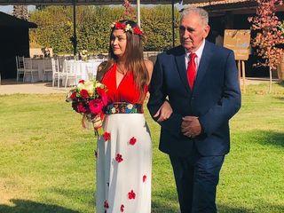 El matrimonio de Paloma y Humberto 3