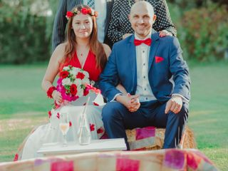 El matrimonio de Paloma y Humberto