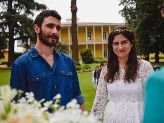 El matrimonio de Lelé y Nacho
