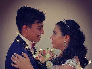 El matrimonio de Paula Andrea y Sergio Andrés 1