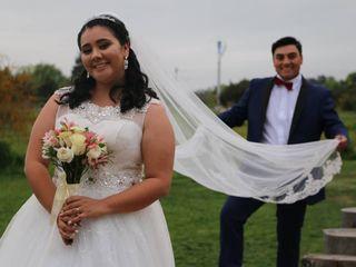 El matrimonio de Paula Andrea y Sergio Andrés 2