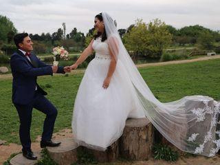 El matrimonio de Paula Andrea y Sergio Andrés