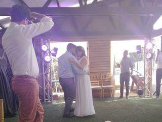 El matrimonio de Nelson y Fernanda 1