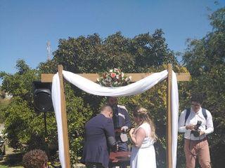 El matrimonio de Nelson y Fernanda 3