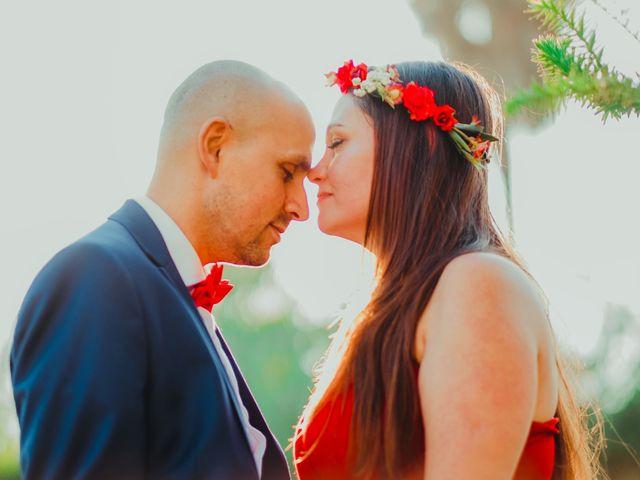 El matrimonio de Humberto y Paloma en Buin, Maipo 1