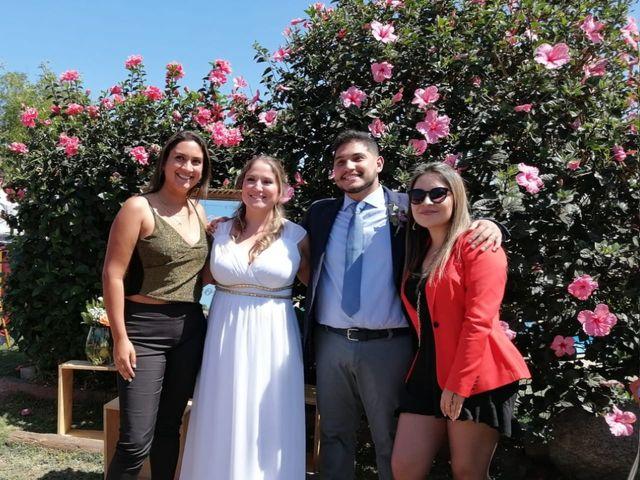 El matrimonio de Nelson y Fernanda