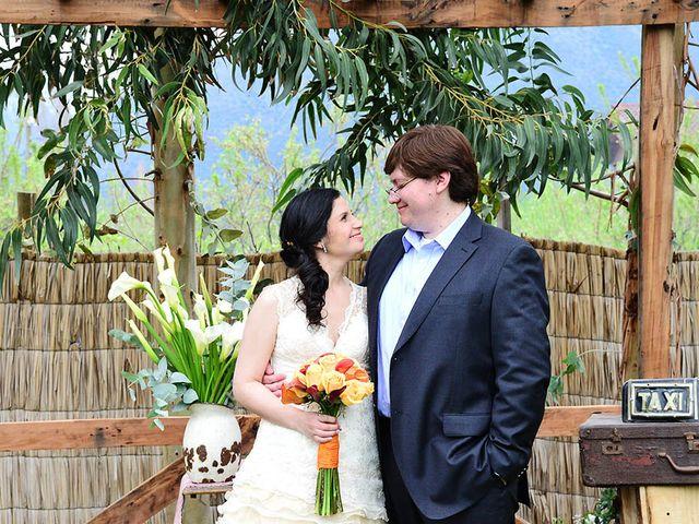 El matrimonio de Xime y Carlos