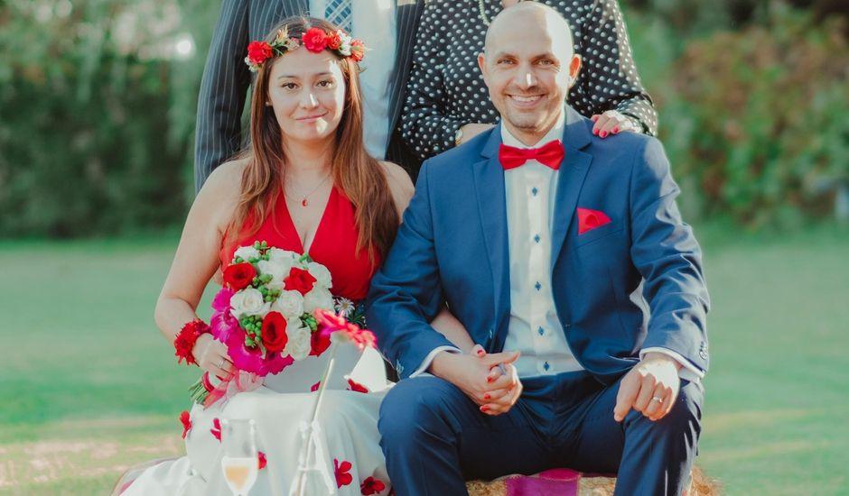 El matrimonio de Humberto y Paloma en Buin, Maipo