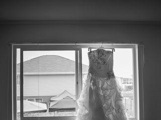 El matrimonio de Solange y Alexis 1