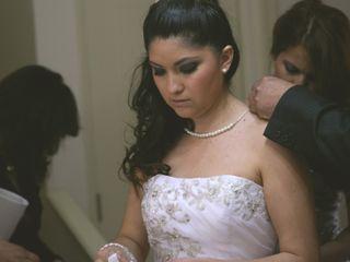 El matrimonio de Solange y Alexis 3