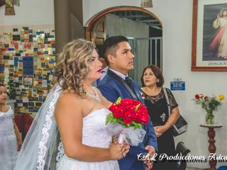 El matrimonio de Nicole  y Alexis