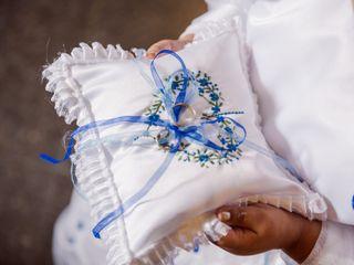 El matrimonio de Fernanda y Nicolás 2