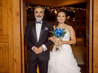 El matrimonio de Fernanda y Nicolás 3