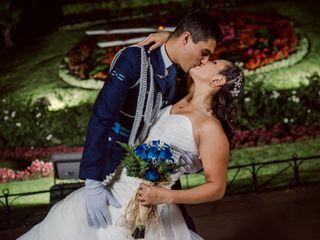 El matrimonio de Fernanda y Nicolás