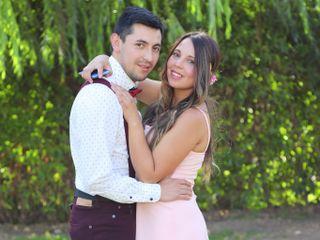 El matrimonio de Carla y Luis 1