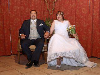 El matrimonio de Pamela y Jaime