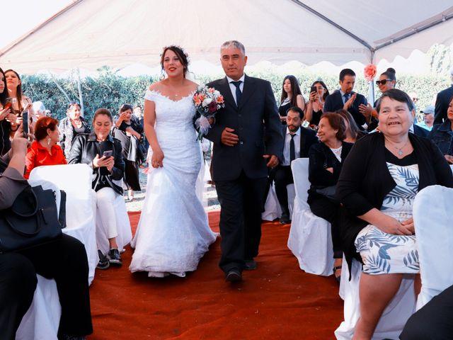 El matrimonio de Luis y Carla en Melipilla, Melipilla 6