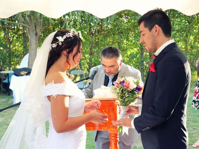 El matrimonio de Luis y Carla en Melipilla, Melipilla 8
