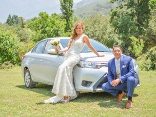El matrimonio de Jessy y Javier