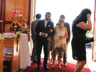 El matrimonio de Yoana y Rubén 1