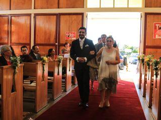 El matrimonio de Yoana y Rubén 2