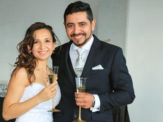 El matrimonio de Yoana y Rubén