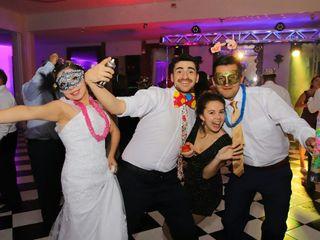 El matrimonio de Daniela y Sergio 2