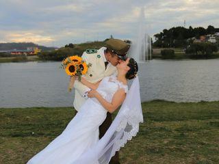 El matrimonio de Daniela y Sergio 3