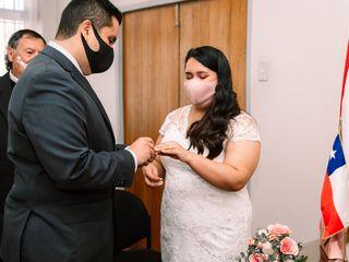 El matrimonio de Hugo y Jenny 2