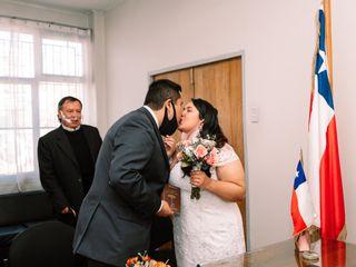 El matrimonio de Hugo y Jenny 3