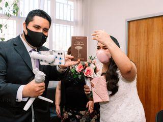 El matrimonio de Hugo y Jenny
