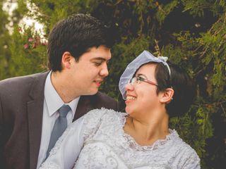 El matrimonio de Nicol y Sebastián