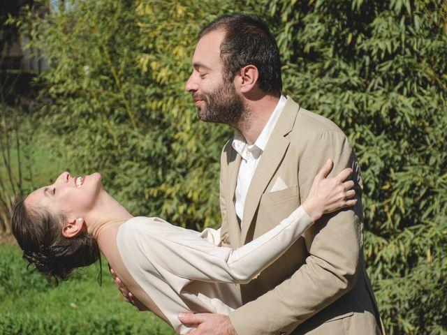 El matrimonio de Paulina y Byron