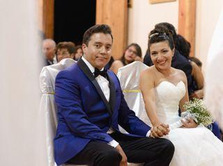 El matrimonio de Alexa y Solón 1