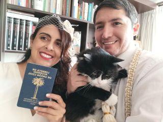 El matrimonio de Alejandra y Álvaro
