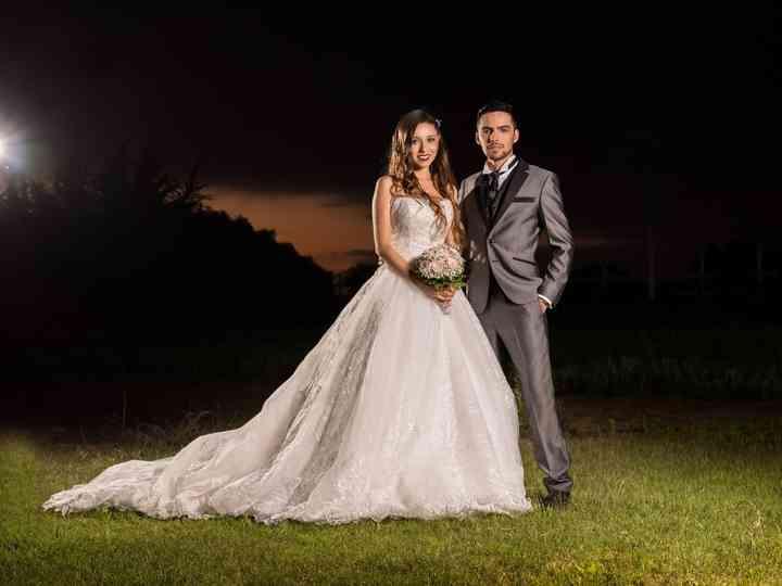 El matrimonio de Gipsy y Felipe