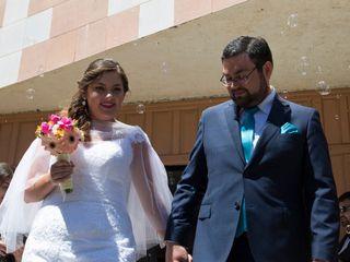 El matrimonio de Macarena  y Alejandro