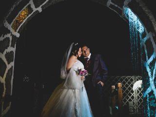 El matrimonio de Francisco  y Vanessa 1